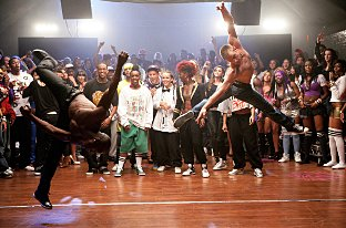 StreetDance 3D. Courtesy of E1 Entertainment and Vertigo Films