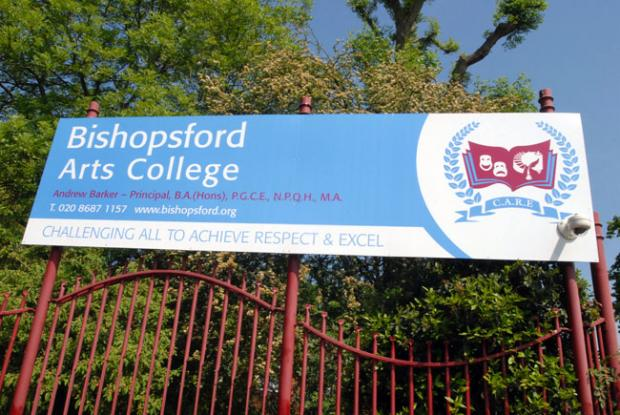 Bishopsford Art College in Morden has been put into special measures after failing its latest Ofsted inspection