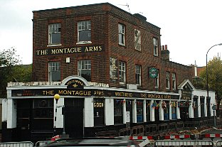 The Montague Arms, 289 Queens Road, New Cross