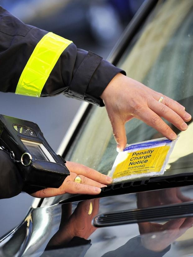 Council fails to collect £2.5m of parking fines in last year