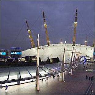 This Is Local London: O2-arena.jpg