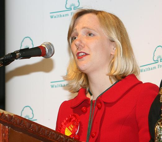 WALTHAMSTOW: MP 'will be next Labour prime minister'