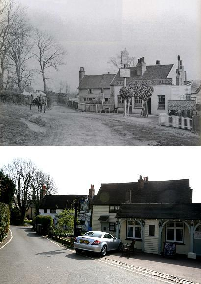 History Loughton Then And Now From This Is Local London