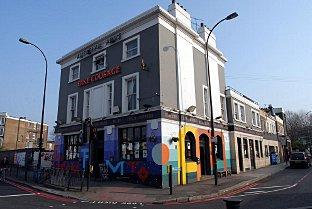 This Is Local London: The Amersham Arms, 388 New Cross Road, New Cross