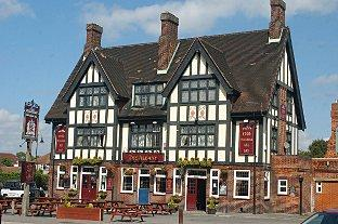 This Is Local London: The Albany, 13 Steyton Avenue, Albany Park