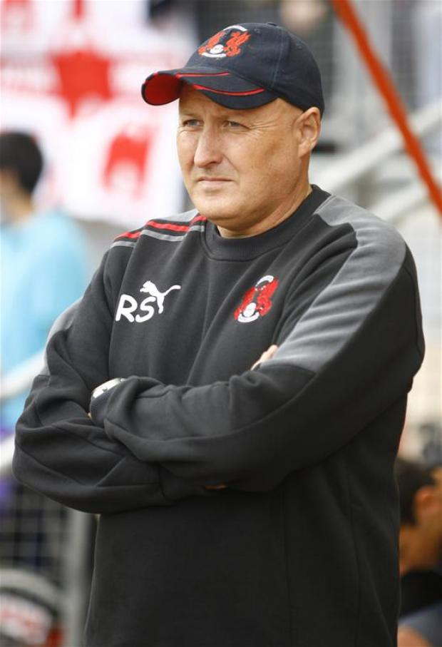 Russell Slade will take his O's side to Dartford. Picture: Action Images