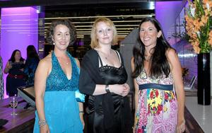 Claire with fellow bloggers at the MAD Blog Awards ceremony (pic: MAD Blog Awards)