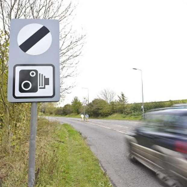 Crackdown on speeding drivers this week