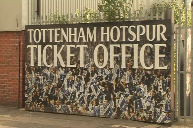 Spurs fans call for end to StubHub partnership