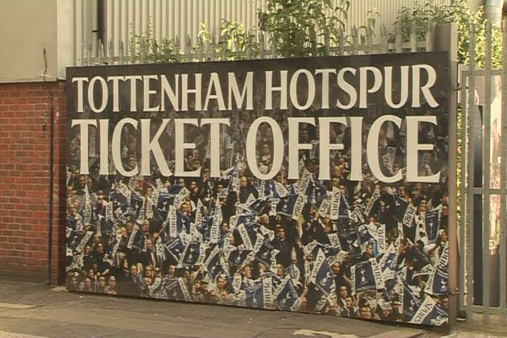 Spurs bans resale of tickets bought on StubHub