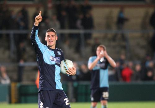 Marcello Trotta could return to Wycombe