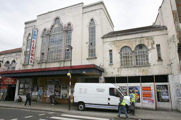 This Is Local London: The grade II listed cinema was bought by the UCKG in 2002