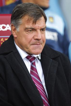 Sam Allardyce's contract talks at West Ham will begin shortly: Action Images