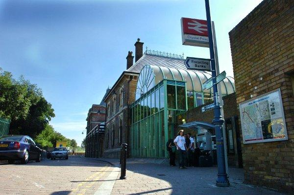 The woman was allegedly abducted outside Crystal Palace station