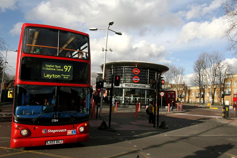 Cash is no longer being accepted on London buses