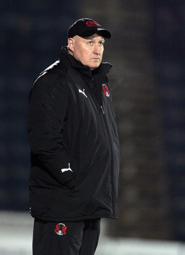 Russell Slade's side visit title challengers Doncaster this weekend