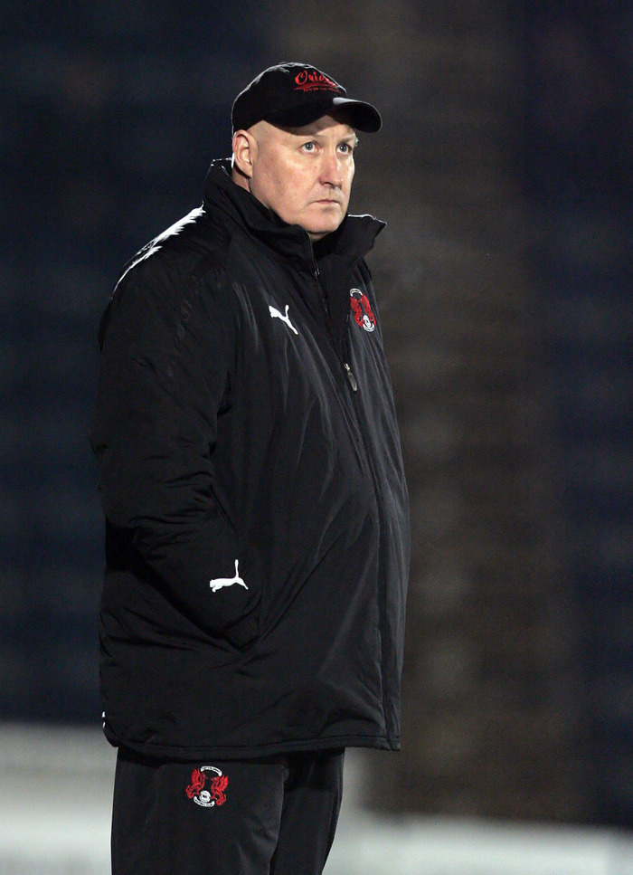 Russell Slade's side have to bounce back after their setback at Rotherham: Simon O'Connor