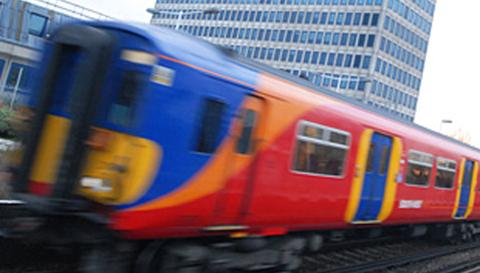 Rush hour train delays after signal failure