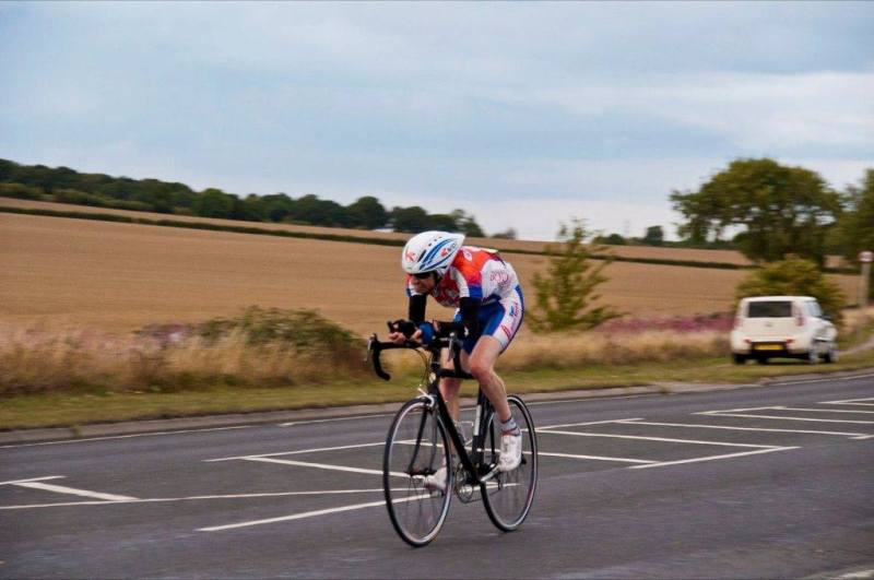 EPS/TS: Cyclist killed in lorry crash during time trial race