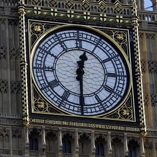 Big Ben is running slow