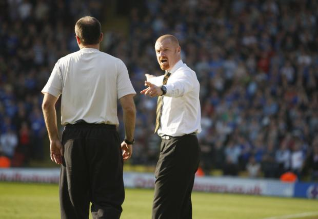 Dyche nominated for award