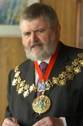 Mayor of Lewisham Sir Steve Bullock