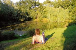 Fawkham nudists battle to save caravans at naturist club