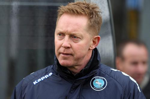 Waddock pleased with the point
