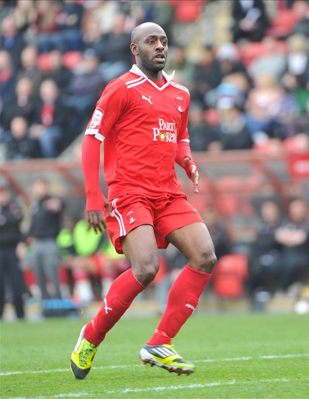 Terrell Forbes has agreed a contract with League Two side Chesterfield. Picture: Action Images