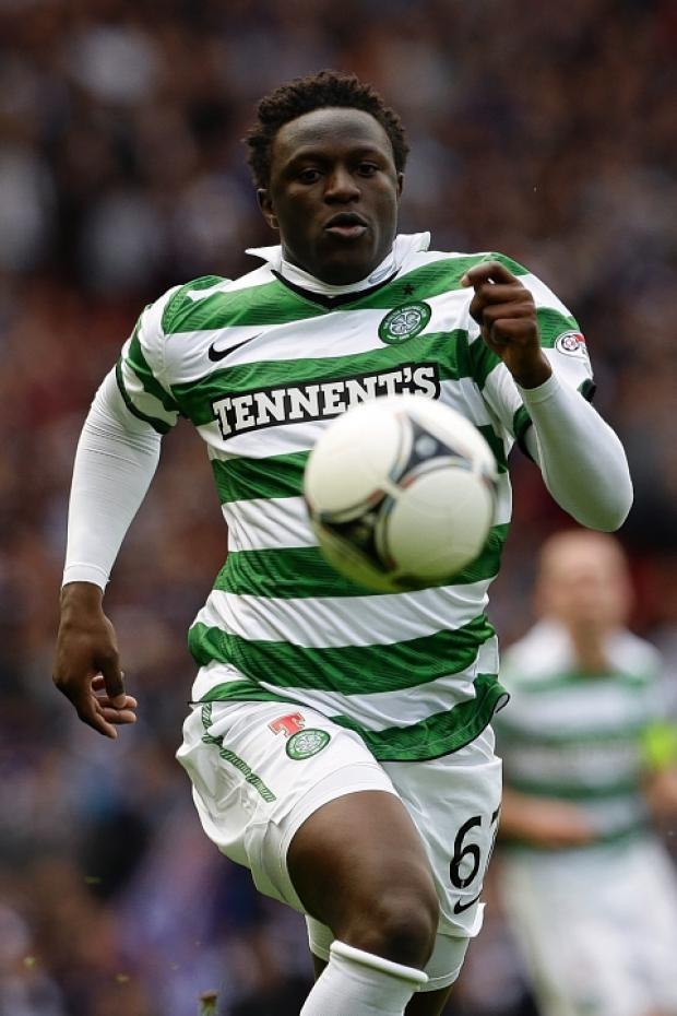 Victor Wanyama has been linked with a move to Upton Park: Action Images