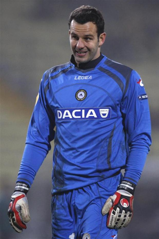 Spurs have been linked with Udinese's Samir Handanovic. Picture: Action Images