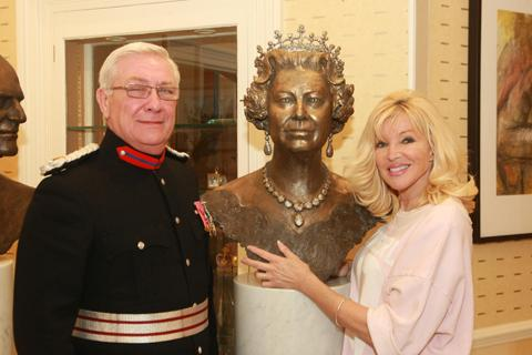 Sculptured bust of the Queen planned for Bexleyheath Clock Tower