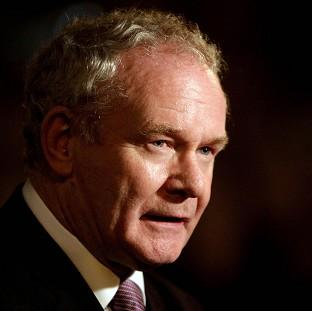 Northern Ireland's Deputy First Minister Martin McGuinness will meet the Queen next week