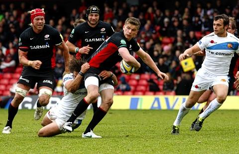 Saracens will face Racing Metro in Belgium: Holly Cant