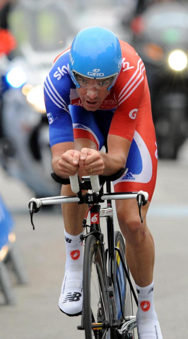 David Millar has been allowed to ride after his ban was overturned