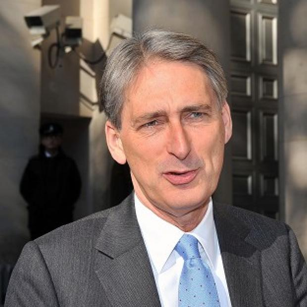 Defence Secretary Philip Hammond said 'tough decisions' had to be made over the overhaul of the armed services