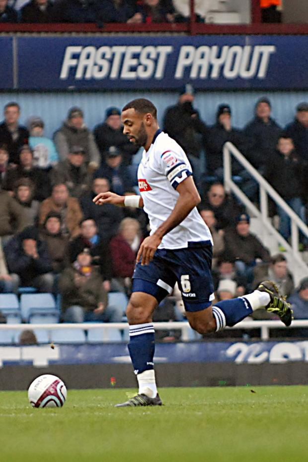 Liam Trotter. PICTURE BY ROSS EVANS.