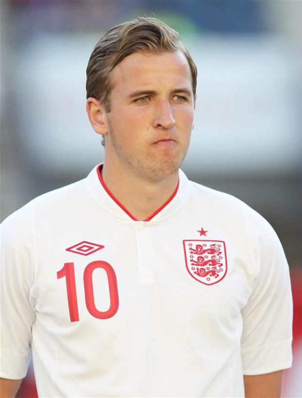 Harry Kane was an unused substitute today. Picture: Action Images