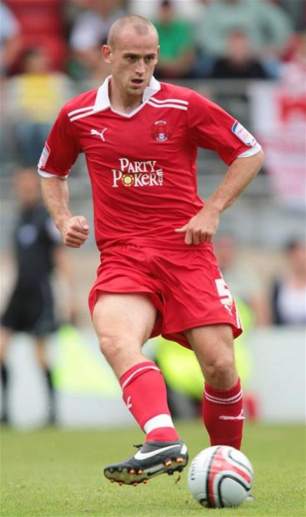 Scott Cuthbert's injury was a setback for Leyton Orient: Action Images