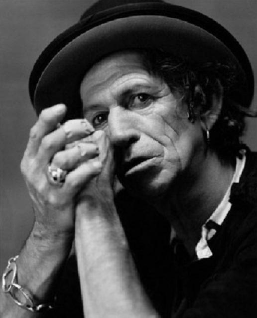 Keith Richards. Photo: Rollingstones.com