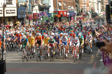 Putney road race