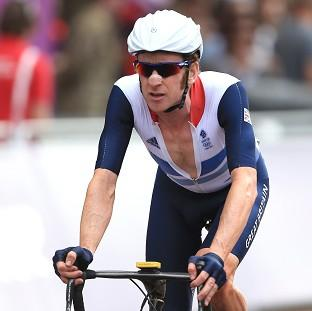 Bradley Wiggins is aiming for his fourth Olympic gold in the men's road cycling time trial