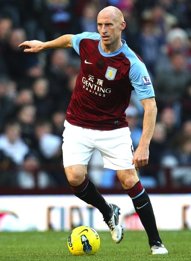 James Collins has sealed a move back to Upton Park: Action Images