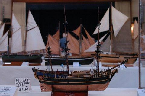 Modelmakers make a return to Petts Wood for Society of Model Shipwrights show