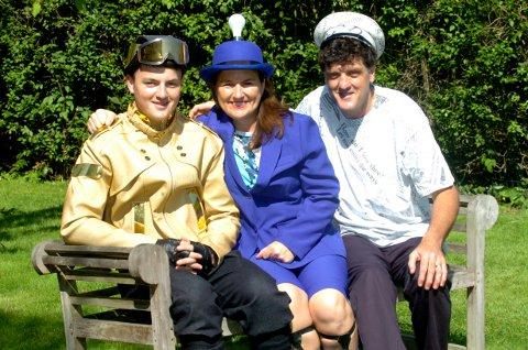 Beckenham family discuss Olympic ceremony success