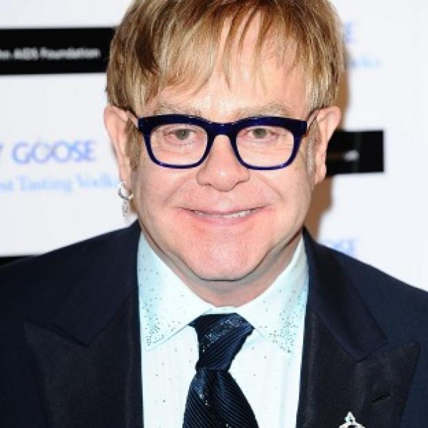 Has Sir Elton John made up with Madonna?