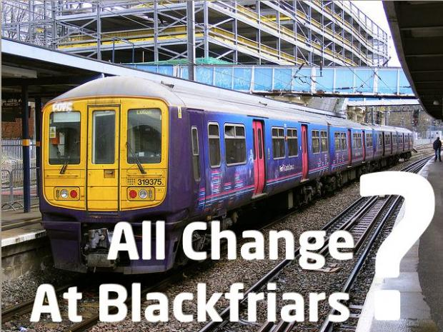 This Is Local London: Services from Beckenham Junction could well be changed, say Govia