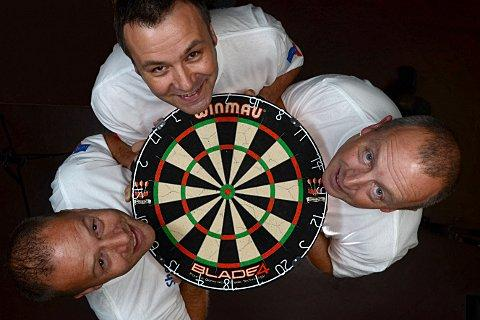 Worcester Park darts players are raising money for the Royal British Legion