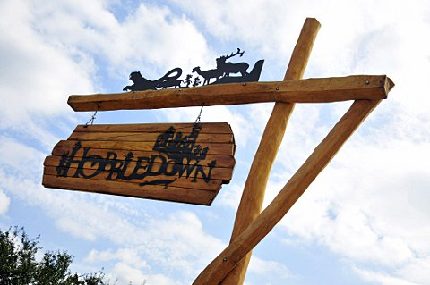 The high ropes course at Hobbledown, in Horton Lane, Epsom, remains closed
