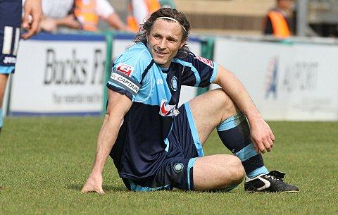 Gareth Ainsworth says he wants the Wanderers manager's job permanently